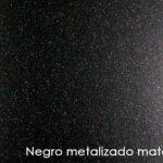Negro-metalizado